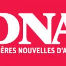 Un article dans les Dernières Nouvelles d'Alsace