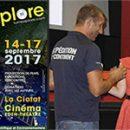 Mon one woman show à La Ciotat au festival Lumexplore, organisé par la Société des Explorateurs Français